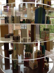 book-tower